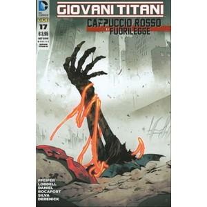 Giovani Titani 41 – Giovani Titani/Cappuccio Rosso 17  - DC Comics Lion