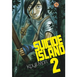 NYU COLLECTION 27 – SUICIDE ISLAND 2 Ediz. EDICOLA - GOEN Division