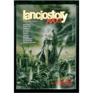 Lanciostory Maxi - mensile di fumetti n. 3 Settembre 2015 - edit.AUREA