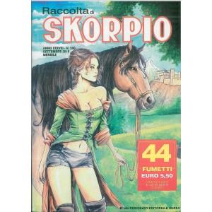 Raccolta di Skorpio n.500 - Mensile Settembre 2015