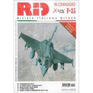 RID - rivista italiana difesa - mensile n.10 Ottobre 2015