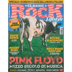Classic Rock Lifestyle - Pink Floyd - mensile n. 35 Ottobre 2015