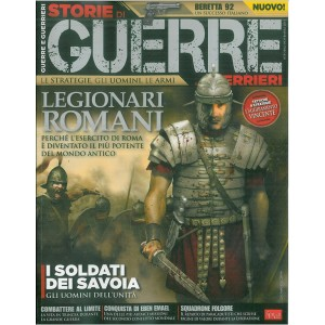 Guerre e Guerrieri - bimestrale n.3 Ottobre/Novembre 2015