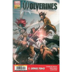 WOLVERINE 316 - WOLVERINES 4 - Marvel - Panini Comics