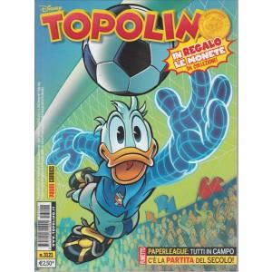 TOPOLINO - Numero 3121 - Panini Comics