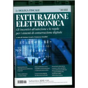 Fatturazione Elettronica - pubblicazione de Il sole 24 ore