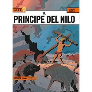 Il principe del Nilo. Alix: 3 - Fumetto cartonato Mondadori Comics