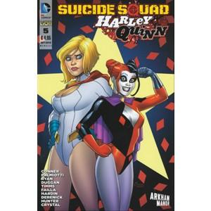 SUICIDE SQUAD/ HARLEY QUINN 05 - DC Comics Lion