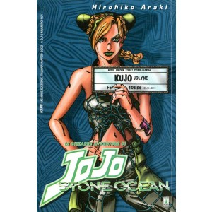 Le Bizzarre Avventure Di Jo Jo - N° 96 - Jo Jo - Action Star Comics