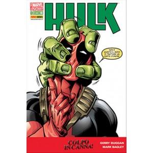 HULK E I DIFENSORI 37 - HULK 10 ALL NEW MARVEL NOW! - Panini comics
