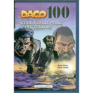 Aureacomix - Dago 100 L'isola delle perle e del terrore