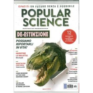 Popular Science edizione Italiana - Bimestrale n. 6 Ottobre/Novembre 2015