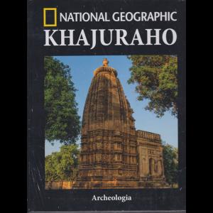 Archeologia - Khajuraho - National Geographic - n. 51 - quindicinale - 27/11/2018