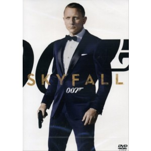 007 - Skyfall - Daniel Craig - DVD