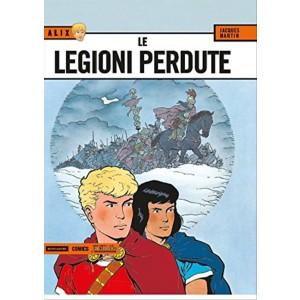 Le legioni perdute. Ali Vol. 4 - Fumetto cartonato cm 22 x 28,5