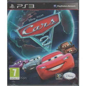Videogioco Cars2 per Playstation3 PS3