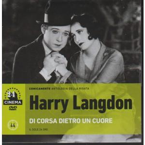 Antologia della risata - Harry Langdon - Di corsa dietro un cuore - Sole24ore