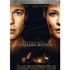 Il Curioso Caso Di Benjamin Button - Brad Pitt (DVD Singolo)