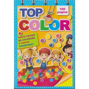 Top Color -n. 7 - bimestrale - novembre 2018 - 100 pagine