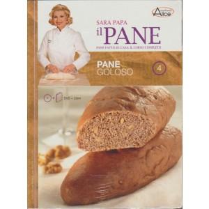Pane Goloso - Sara Papa - Corso completo pane fatto in casa - Accademia Alice 4