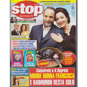 Stop - n. 37 - 27 novembre 2018 - settimanale