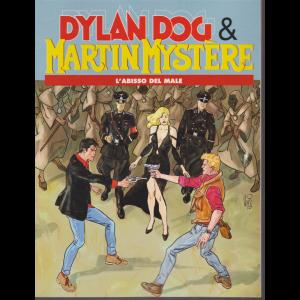 Dylan Dog & Martin Mystere - n. 10 - 28 novembre 2018 - annuale - L'abisso del male