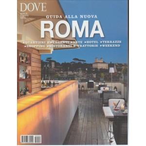 Guida alla nuova Roma del mensile Dove