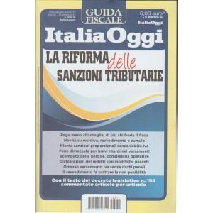 La Riforma delle Sanzioni tributarie - guida fiscale Italia Oggi-12/10/2015