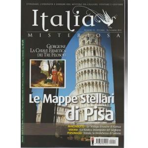 Italia Misteriosa - bimestrale n.11 Ottobre/Novembre 2015
