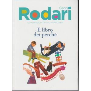 Il libro dei perchè  di Gianni Rodari - iniz.Corriere Sera/Gazzetta Sport