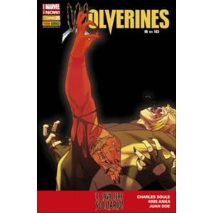 WOLVERINE 317 -WOLVERINES 5 - Marvel Italia Panini Comics
