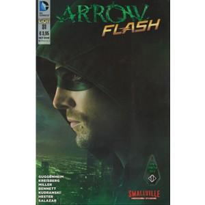 Arrow/Smallville 31 - DC Comics Lion