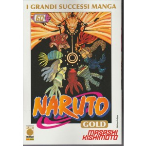 Naruto Gold n. 60 - Planet manga Panini Comics