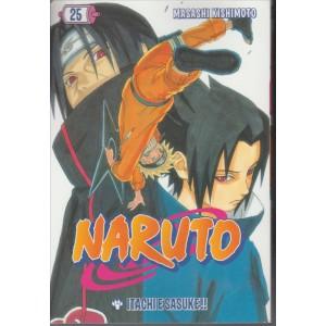 Naruto 25 - Planet Manga Panini comics - Gazzetta dello Sport