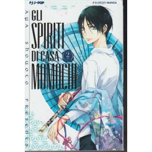Manga: Gli Spiriti Di Casa Momochi 2  J-POP edizioni