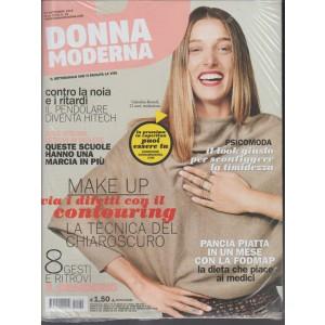 """Donna Moderna""""Il settimanale che ti facilita la vita""""-Settimanale n.39 22 Sett.2015"""