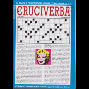 Il cruciverba - n. 299 - mensile - dicembre 2018