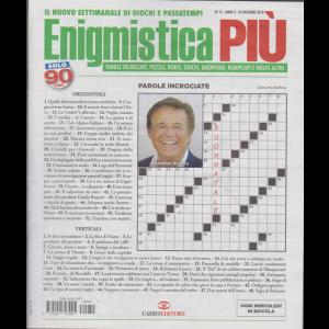 Enigmistica più - n.51 - 26 dicembre 2018 - settimanale