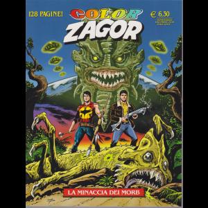 Color Zagor - n. 8 - semestrale - dicembre 2018 - La minaccia dei Morb - 128 pagine
