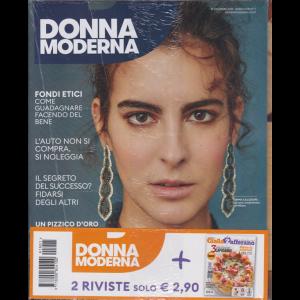 Donna Moderna + Giallo Zafferano - n. 1 - 19 dicembre 2018 - 2 riviste