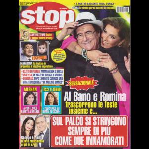 Stop - n. 38 - dal 18 dicembre 2018 - settimanale