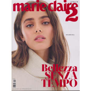 Marie Claire 2 Bellezza senza tempo - n. 26 - autunno - inverno 2018/2019