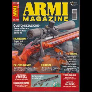Armi Magazine - n. 1 - 20 dicembre 2018 - mensile -
