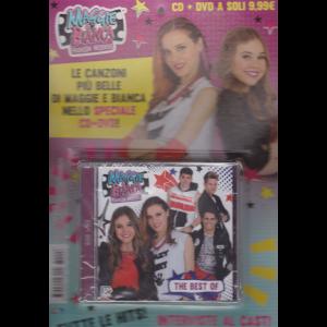 Tridi magazine - n. 8 - Maggie & Bianca - cd + dvd - 30/11/2018 - bimestrale -