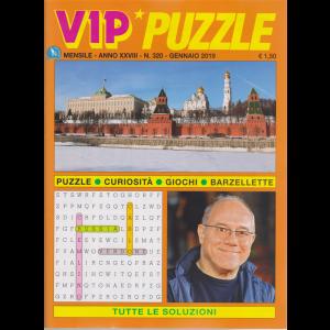 Vip Puzzle - n. 320 - mensile - gennaio 2019 -