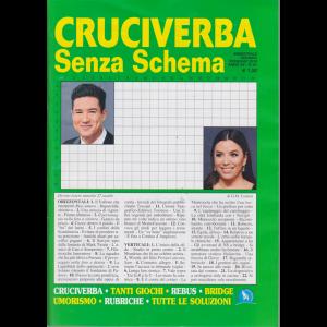 Cruciverba senza schema - n. 81 - bimestrale - gennaio - febbraio 2019