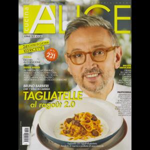 Alice Cucina - n. 1 - gennaio 2019 - mensile