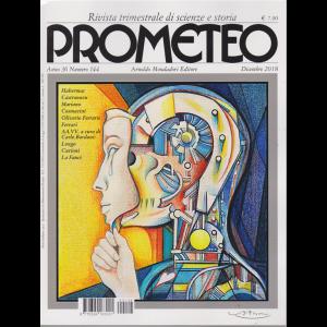 Prometeo - n. 144 - dicembre 2018 - trimestrale