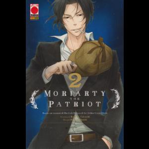 Manga Storie Nuova Serie - n. 76 - Moriarty the patriot - bimestrale - 29 novembre 2018
