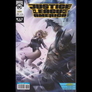 Justice League America - n. 18 - mensile - 21 ottobre 2018